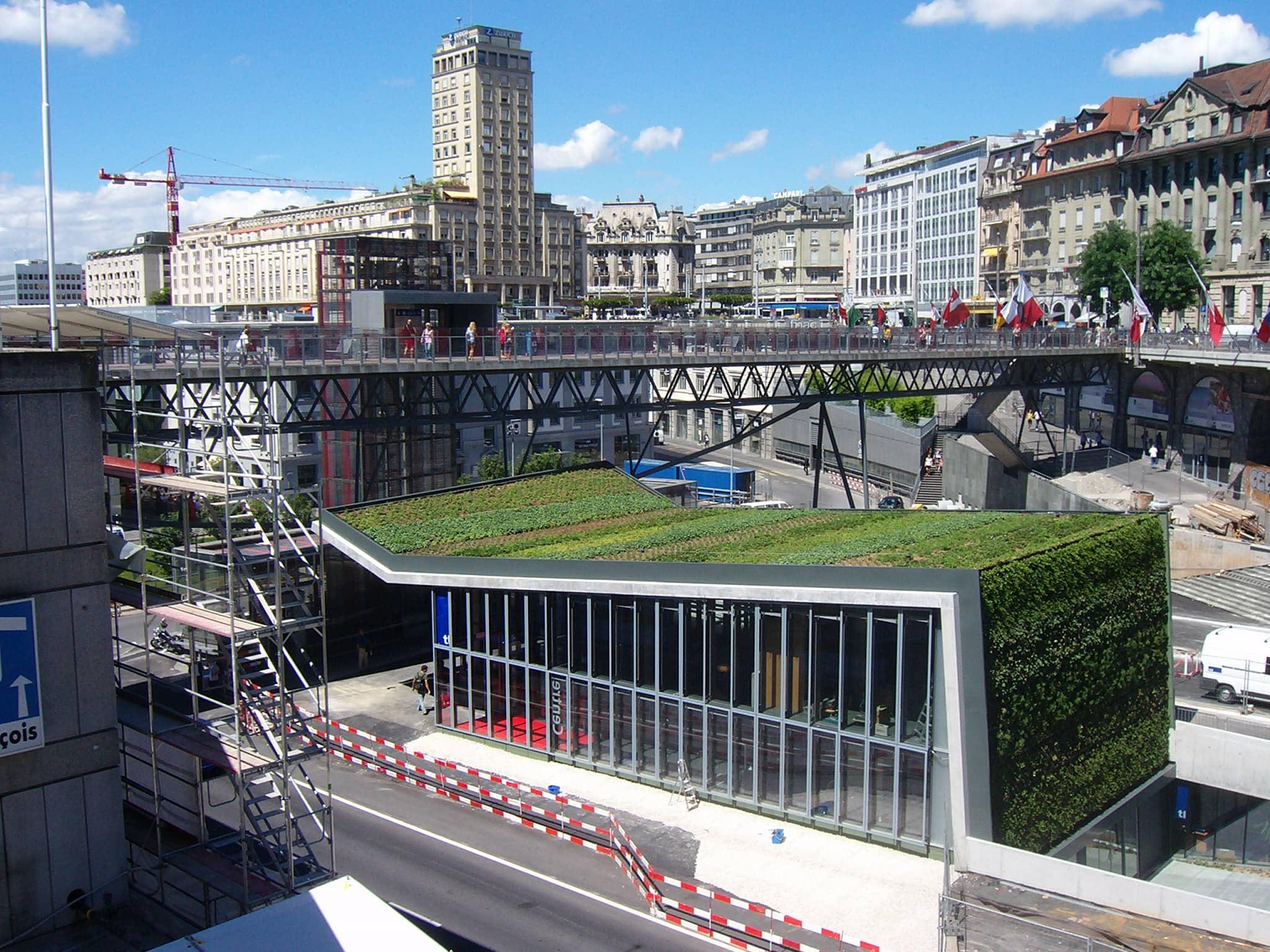 La quinzaine de l 39 architecture contemporaine blog de for Architecture suisse