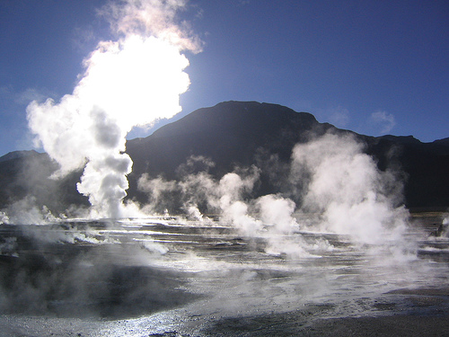 El Tatio Geysers (photo: Phillie Casablanca)