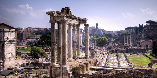 Forum Romanum (photo: wili_hybrid)