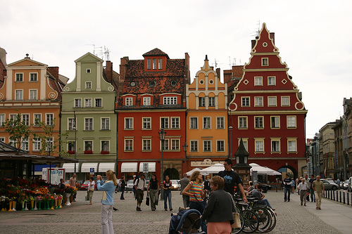 Wroclaw, Poland (photo: Stefan Schlautmann)