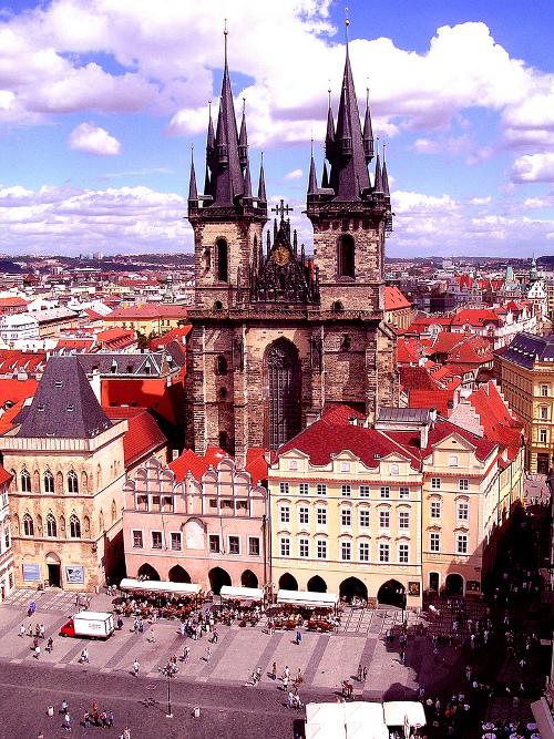 Týn - Praha (photo: crpms)