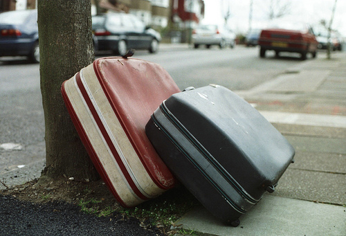 suitcases (photo: Phineas H)