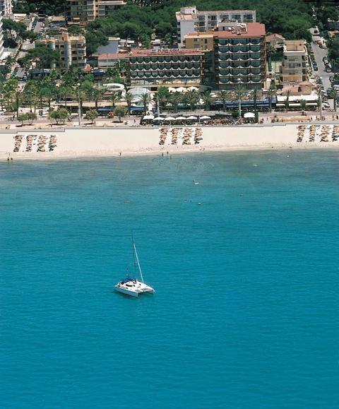 Majorque le playa golf hotel 4*