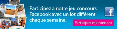 Jeux concours ebookers.ch sur Facebook