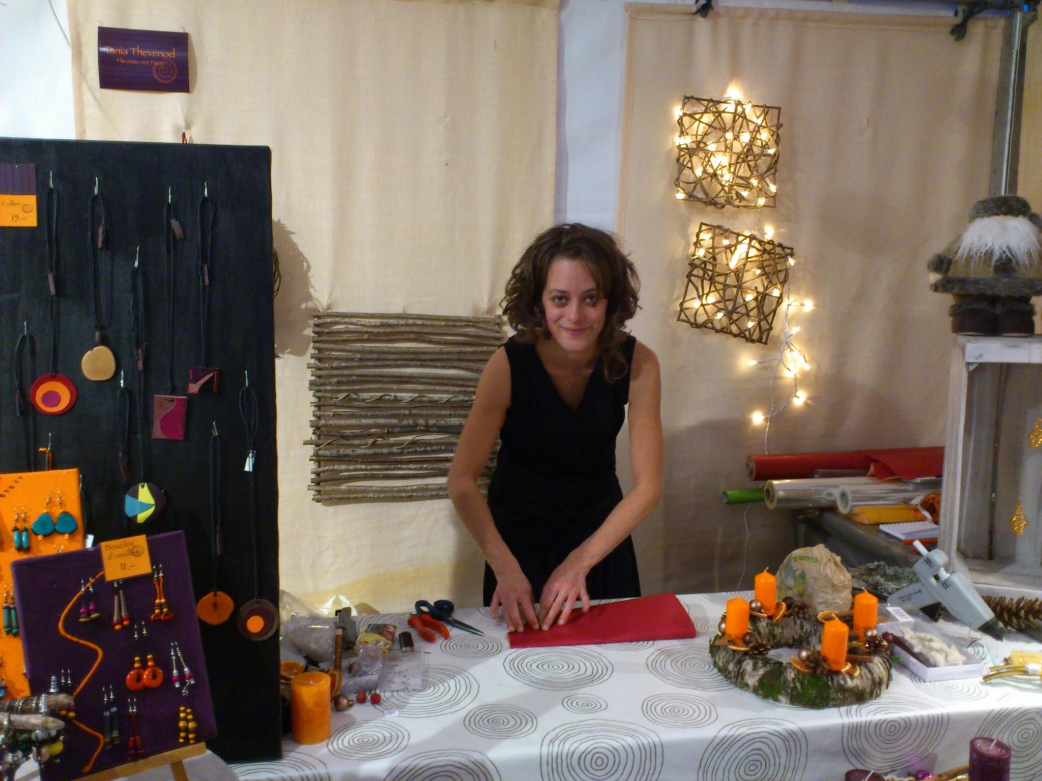 Atelier artisanal Ashaninka