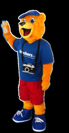 ebooky mascotte ebookers.ch