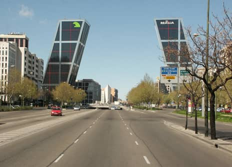 Madrid la contemporaine fait appel aux stars de l'architecture