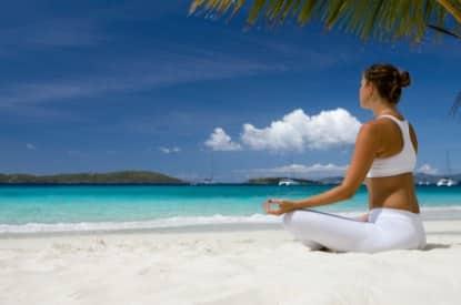 Les Suisses sont zen en vacances