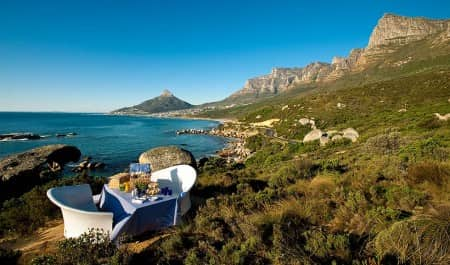 Twelve Apostles Hotel and Spa - Cape Town, South Africa