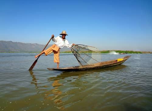 Ce lac est un bijou fragile, menacé par les nuisances du développement