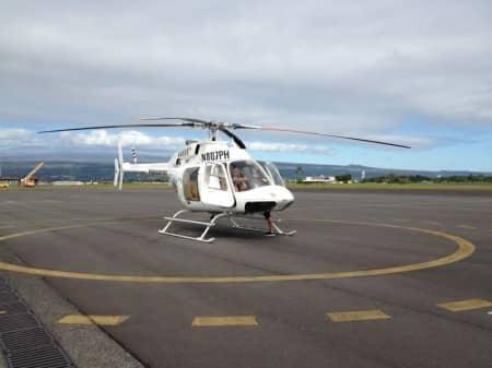 Hawaï en hélicoptère - © Dr Caso, blog C'est pas moi je l'jure