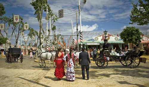 Feria d'avril : l'incontournable fiesta !