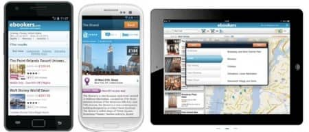 ebookers mobile app