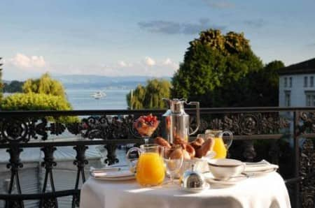 Suisse dix palaces au bord de l eau blog de voyage for Maison du monde zurich