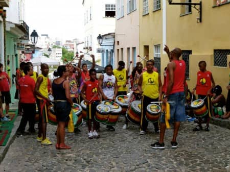 Salvador de Bahia @ Andrea