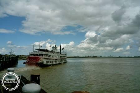 Croisière en bateau à vapeur sur le fleuve Mississippi