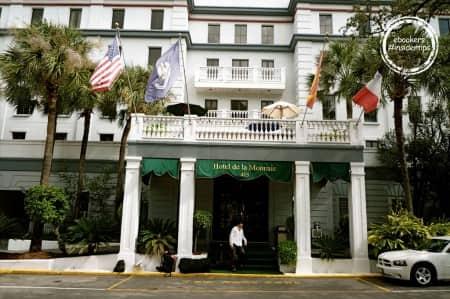 L'Hôtel de la Monnaie à la Nouvelle-Orléans