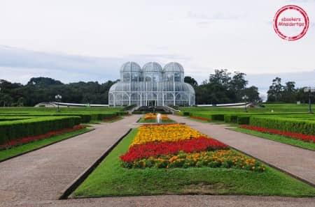 Jardin botanique Curitiba