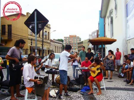 Curitiba Street Music