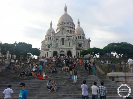 5. Sacre-Coeur