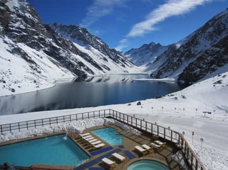 Hotel-Pool-Portillo - Photo by Senorjerome CC by-nc-nd on Flicker