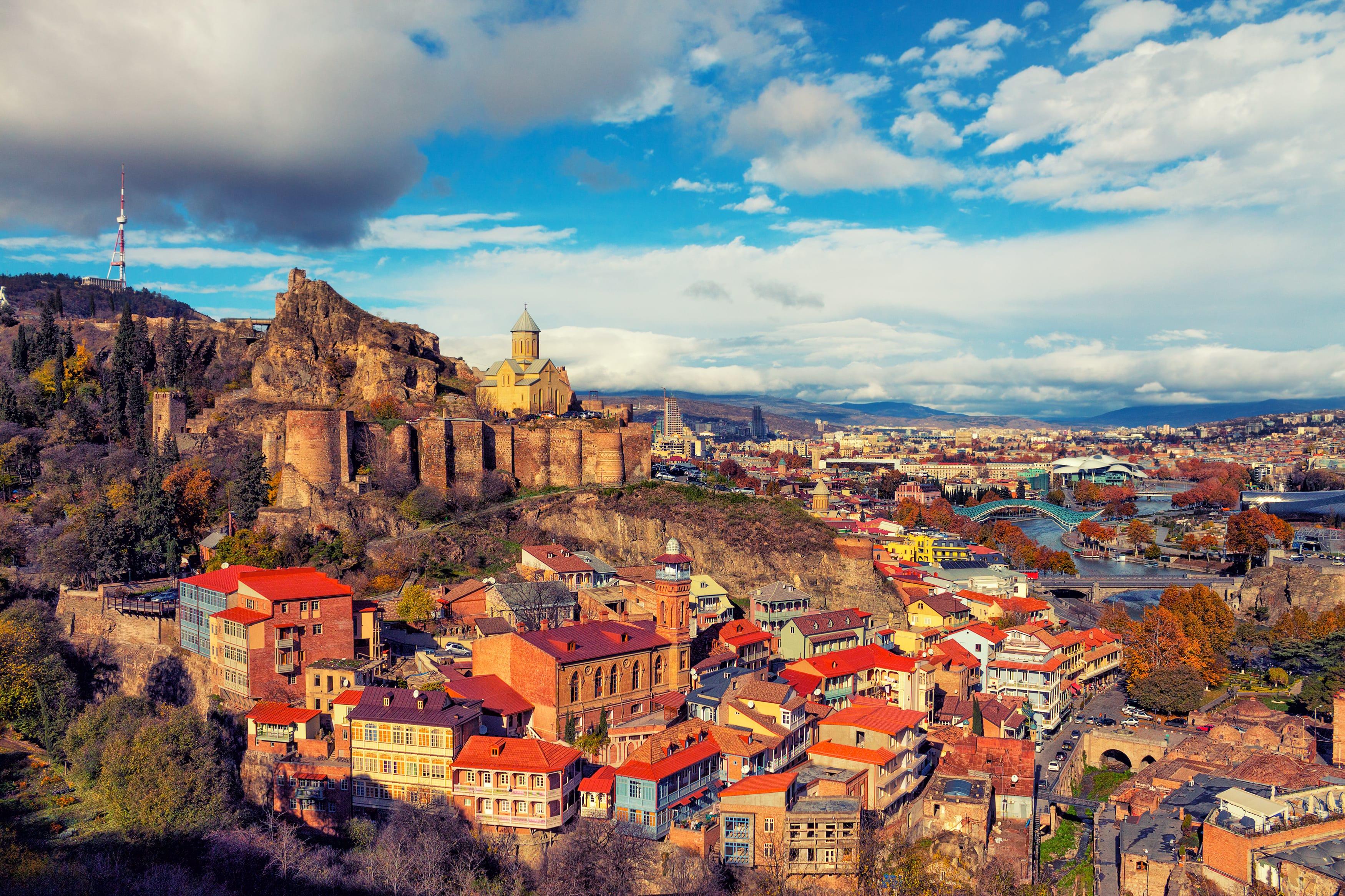 Site de rencontre Tbilissi