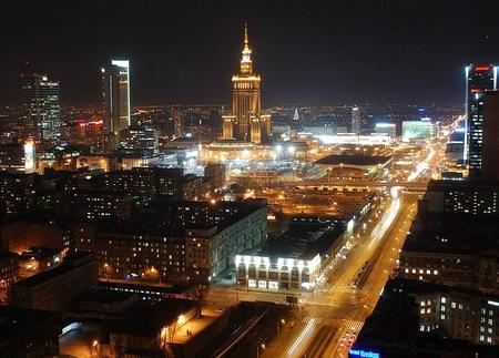 Die belebte Einkaufsstadt Warschau. Foto: Keystone; Czarek Sokolowski