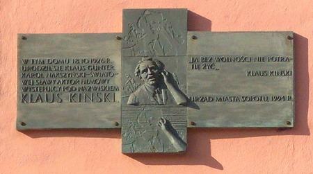 Das Geburtshaus von Klaus Kinski. Foto: B. Jäger-Dabek