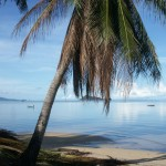 Ausblick vom Ananda Resort