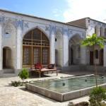 Hof des Isfahan Traditional Hotel