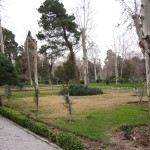 Golestan Palast Park