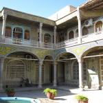 Hinterhof Basar, Isfahan