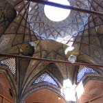 Innehof Basar, Isfahan