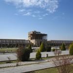 Ali Qapu Palast