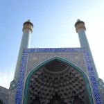 Eingang Imam Moschee, Isfahan
