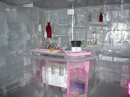 Arctic Ice Bar