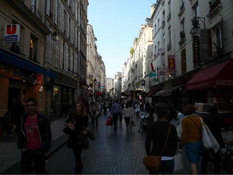 Rue Montorgueil 1