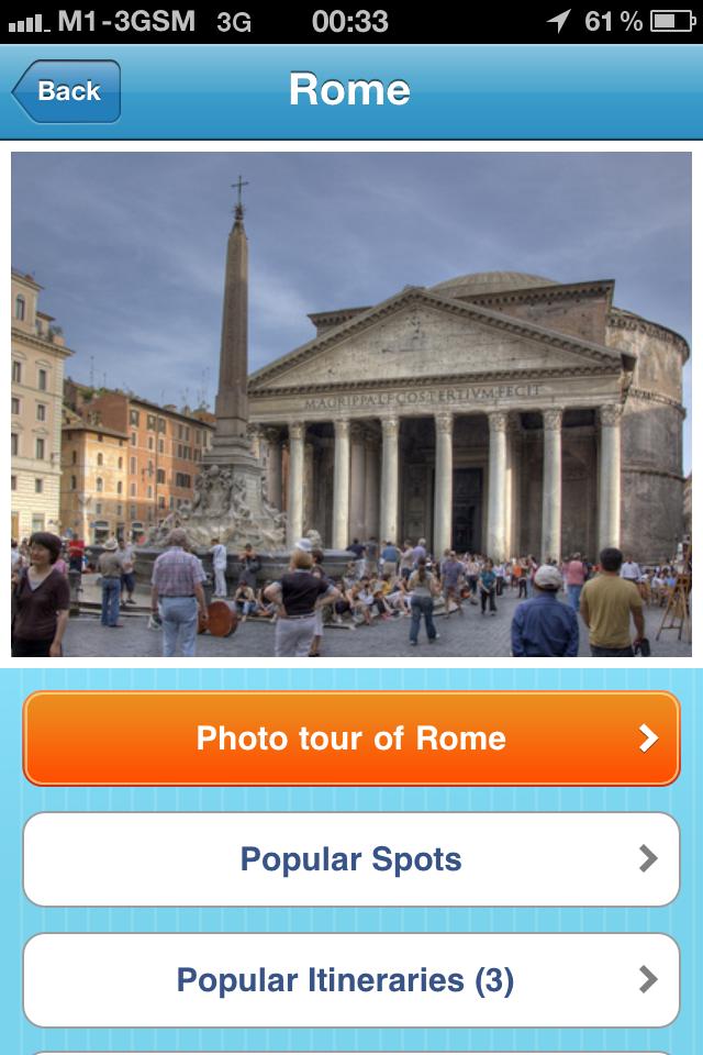 SpotWorld Rome