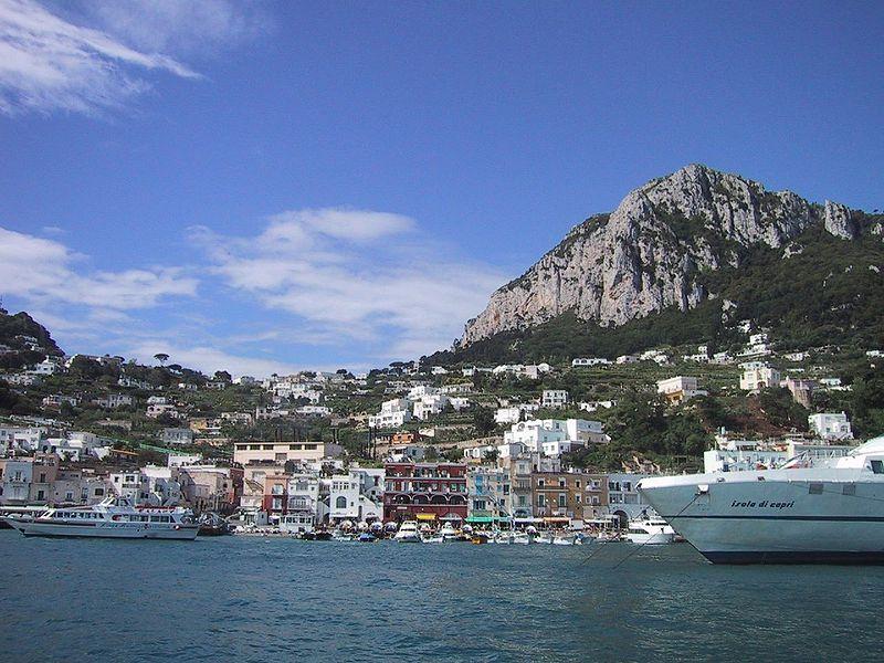 Capri_Hafen