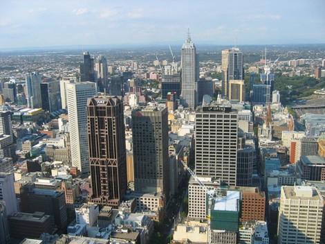 Melbourne_from_Rialto