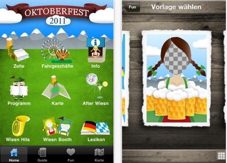 Oktoberfest-App