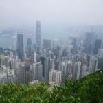 Blick vom Peak (2)