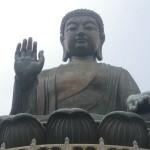 Frontansicht Big Buddha