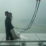 Hochzeitsfoto mal anders