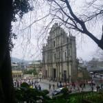 Ruinen von St. Paul