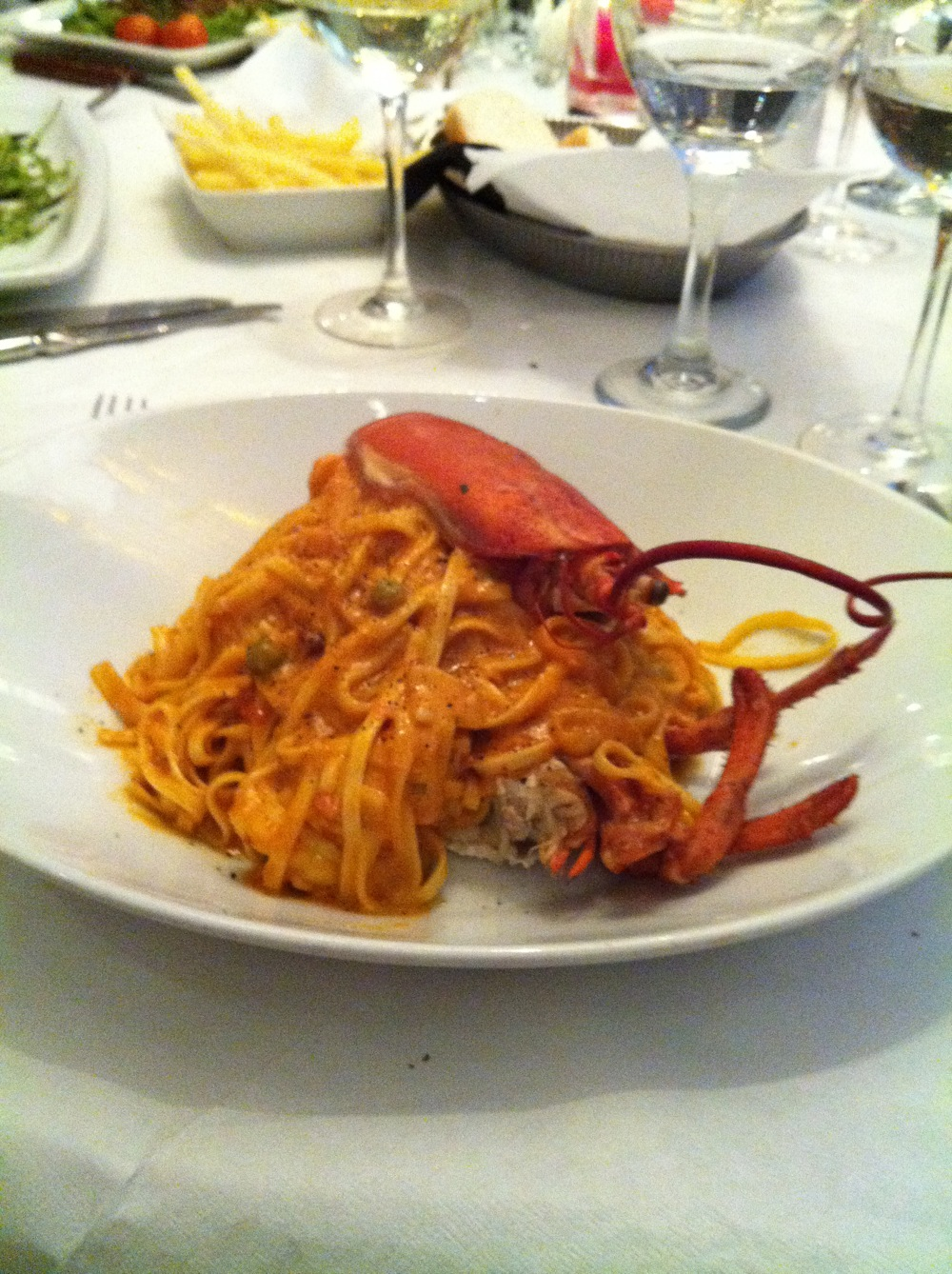 Lobster-Linguini