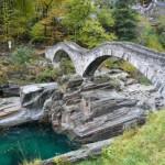 Ponte dei Salti in Lavertezzo