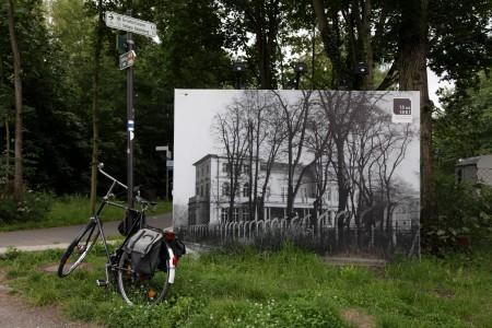 Ausstellung Mauerbilder (Foto: Kielmann)
