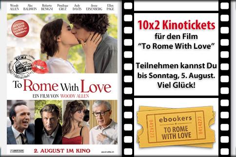 To Rome with Love - Gewinnspiel