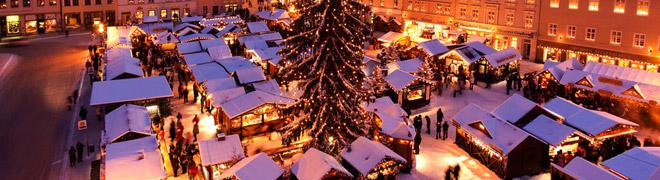 Lust auf einen Weihnachtsmarktbummel?